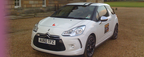 Picture of the car Citreon DS3